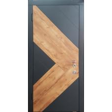 Вхідні двері Армада модель  Ка255 Люкс