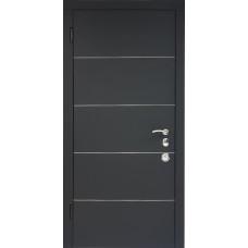 Вхідні двері Армада модель Горизонталь