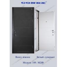 Вхідні двері Конекс Модель 189