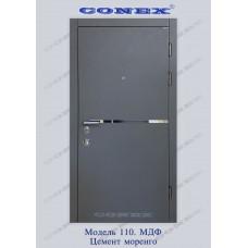 Вхідні двері Конекс Модель 110
