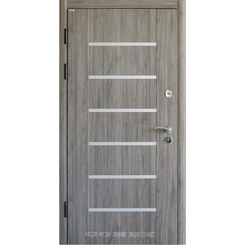 Входные двери Конекс Модель 42