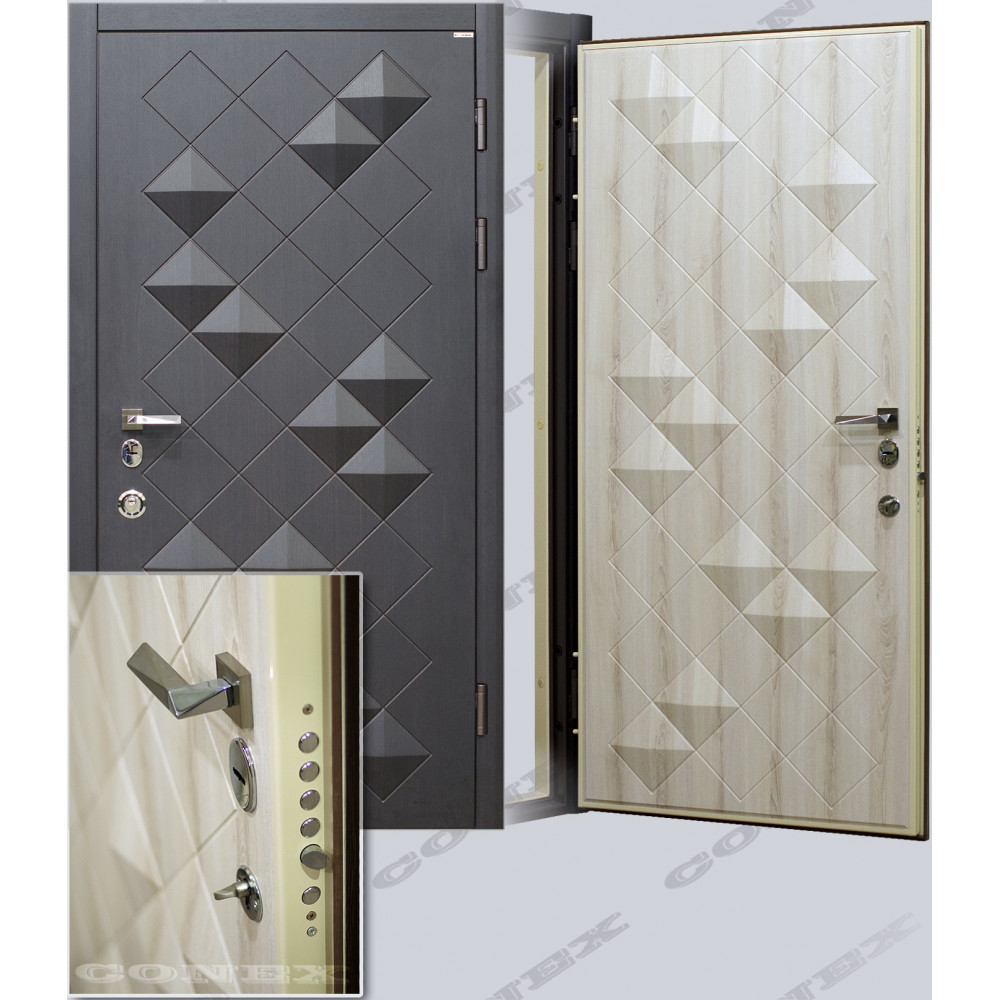 Входные двери Конекс Модель 47