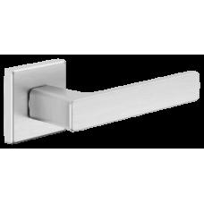 Дверні Ручки D&D FOLD 02 на квадратній розетці  VIS