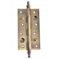 Латунные врезные петли SIBA 150 мм. усиленные с антисрезами