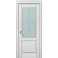 Двери Папа Карло ML-11 бевелс