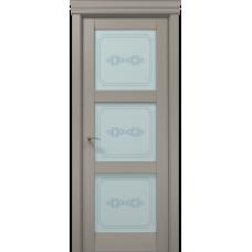Двери Папа Карло ML-07 бевелс