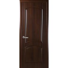 Двери Новый Стиль Антре каштан глухое