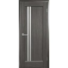 Двери Новый Стиль Делла grey со стеклом