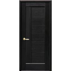 Двери Новый Стиль Грета венге new BLK стекло с рисунком