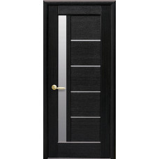 Двери Новый Стиль Грета венге new со стеклом