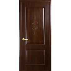 Двери Новый Стиль Вилла каштан глухое