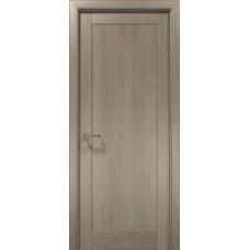 Двери Папа Карло Optima-03 Клен Серый