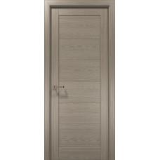 Двери Папа Карло Optima-03f Клен Серый