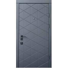 Входные двери Qdoors серия Авангард модель Бакарди