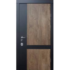 Входные двери Qdoors серия Авангард модель Франк-М