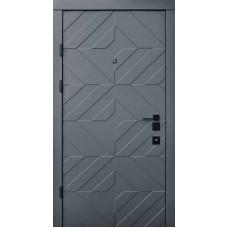 Входные двери Qdoors серия Авангард модель Тиффани