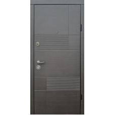 Входные двери Qdoors  серия Еталон модель Калифорния