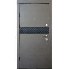 Входные двери Qdoors серия Премиум модель Сити - М