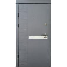 Входные двери Qdoors серия Премиум модель Делла AL