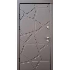 Входные двери Qdoors серия Премиум модель Делюкс/Гладь