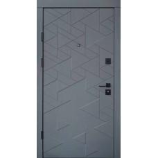 Входные двери Qdoors серия Ультра модель Фрост
