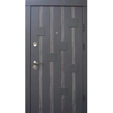 Входные двери Qdoors серия Ультра модель Рондо