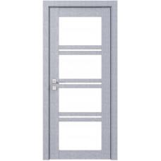 Двери Родос Modern Модель Quadro стекло