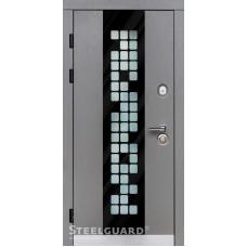 Двери Steelguard Manhattan Grey Light