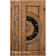 Двери Steelguard Optima Big Glass