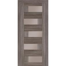Двери Терминус Модель Деликат со стеклом Грей
