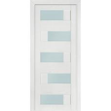 Двери Терминус Модель Деликат со стеклом Патина