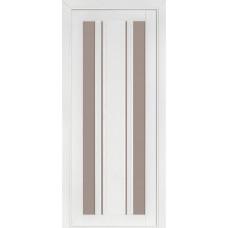 Двери Терминус Модель Лондон со стеклом Патина