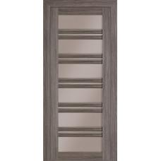 Двери Терминус Модель Милан со стеклом Грей
