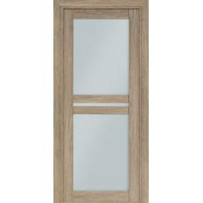 Двери Терминус Модель 104 со стеклом мускат