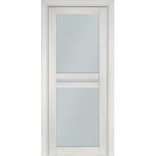 Двери Терминус Модель 104 со стеклом пломбир
