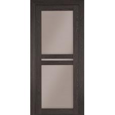 Двери Терминус Модель 104 со стеклом труфель