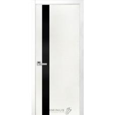 Терминус Модель 21, ясень белый, стекло черное