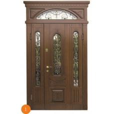 Входные двери Термопласт Мод. 1