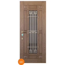 Входные двери Термопласт Мод. 100