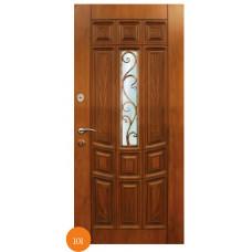 Входные двери Термопласт Мод. 101