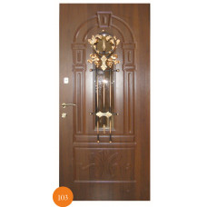 Входные двери Термопласт Мод. 103