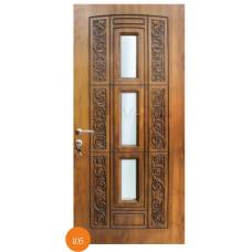 Входные двери Термопласт Мод. 105