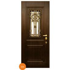 Входные двери Термопласт Мод. 106
