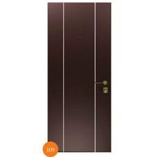 Входные двери Термопласт Мод. 109