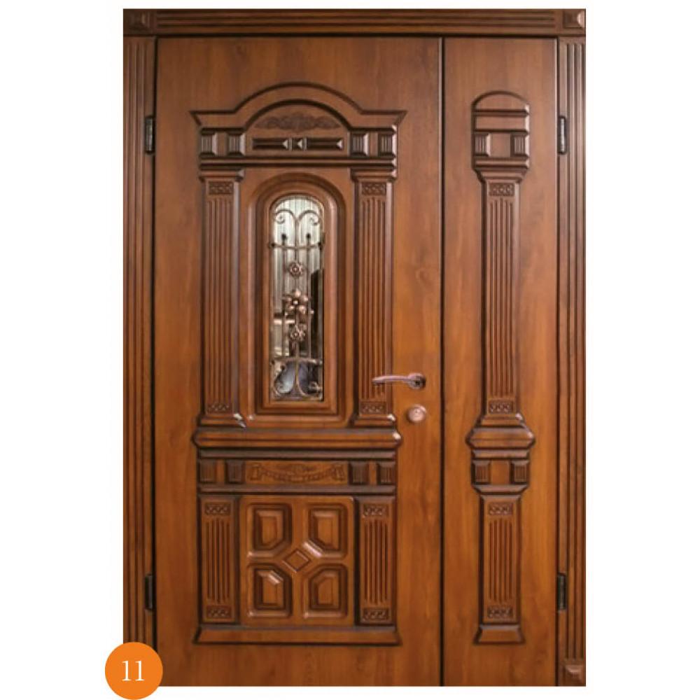 Входные двери Термопласт Мод. 11