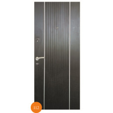 Входные двери Термопласт Мод. 112