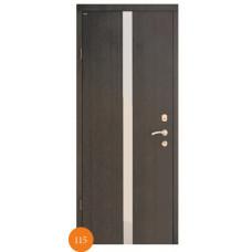 Входные двери Термопласт Мод. 115