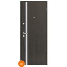 Входные двери Термопласт Мод. 116