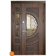 Входные двери Термопласт Мод. 12
