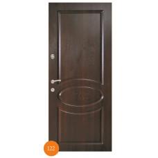 Входные двери Термопласт Мод. 122
